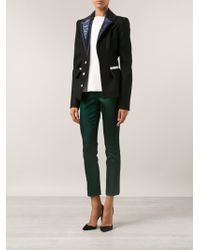 Paco Rabanne Loose Lapel Jacket - Lyst