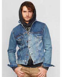 Denim & Supply Ralph Lauren Chester Denim Trucker Jacket - Lyst
