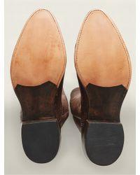 RRL Plainview Cowboy Boot - Lyst