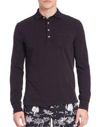 Polo Ralph Lauren   Cotton Mesh Polo Shirt   Lyst