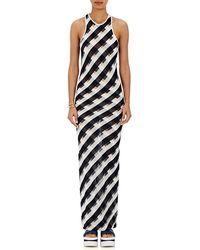Stella McCartney - Women's Striped Tank Dress - Lyst