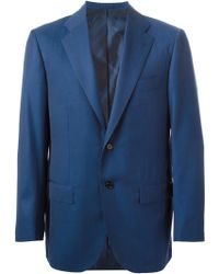 Kiton Two Piece Suit - Lyst