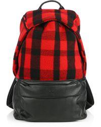 McQ by Alexander McQueen Lumberjack Backpack - Lyst