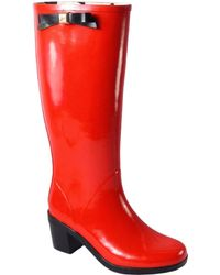 Kate Spade Romi Rubber Boots - Lyst