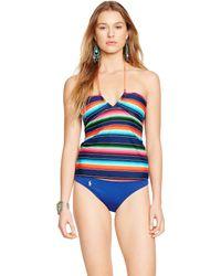 Polo Ralph Lauren Multicolor Serape Tubini - Lyst