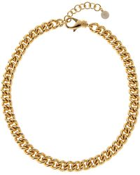 1AR By Unoaerre - Gold-Plated Necklace - Lyst