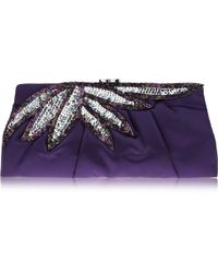 Nina Shoes Nina Holden Clutch - Lyst