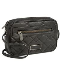 Marc By Marc Jacobs 'Sally' Quilted Crossbody Bag - Lyst