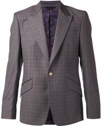 Vivienne Westwood Slim Fit Jacket - Lyst