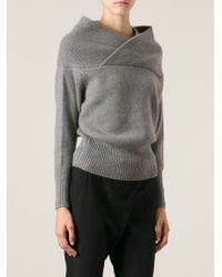 Tom Ford Double Collar Sweater - Lyst