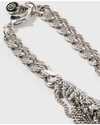MM6 by Maison Martin Margiela | Chain Id Bracelet | Lyst