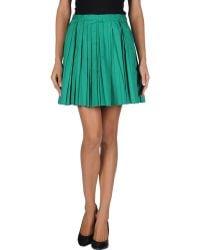 Sonia By Sonia Rykiel Mini Skirt - Lyst