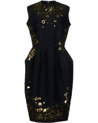 Manish Arora 34 Length Dress - Lyst