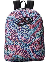 Vans Multicolor Realm Backpack - Lyst