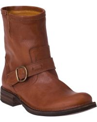 Fiorentini + Baker | Eli Luggage Leather Boots | Lyst