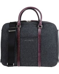 DSquared² Work Bags - Gray