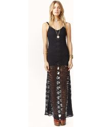 Jen's Pirate Booty Celestial Maxi Dress black - Lyst