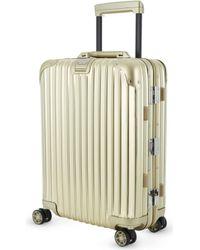 Rimowa - Topas Titanium Multi-wheeled Suitcase - Lyst