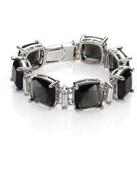 ABS By Allen Schwartz Charmed Recolor Cushion Bracelet - Lyst