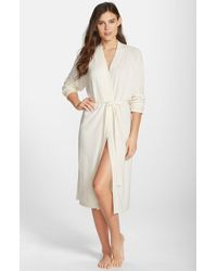 Joe's Jeans - 'cara' Cashmere Robe - Lyst