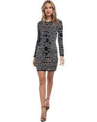French Connection Stingray Sparkle Dress 71cqh - Lyst