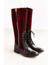 Woolrich Tall Riding Boots - Roadhouse - Black