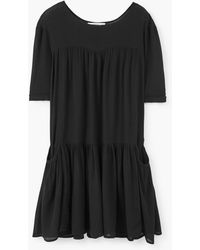Mango | Flared Skirt Dress | Lyst