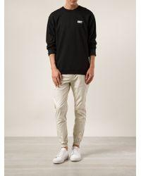 Obey Basic Sweatshirt - Lyst