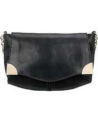 Petite Mendigote Leather Bag - Soho Snake - Lyst