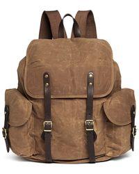 J.Crew | Abingdon Backpack | Lyst