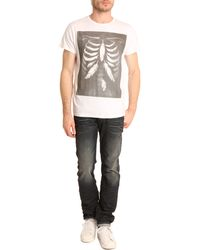Diesel Belther Dirty New Age Straight Cut Jeans - Lyst