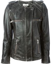 Etoile Isabel Marant Bacury Jacket - Lyst