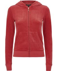 Juicy Couture Bling Iconic Hoody - Lyst