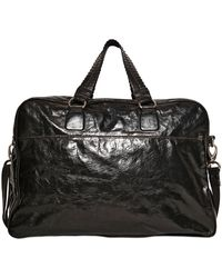 Giorgio Brato Leather Bag - Black