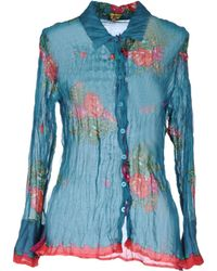 Lisa Corti - Long Sleeve Shirt - Lyst