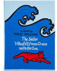 Olympia Le-Tan The Sailor Who Fell From Grace With The Sea Clutch - Lyst