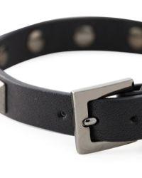 Valentino 'Rockstud Noir' Bracelet - Lyst