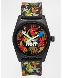 Neff - Daily Wild Floral Watch - Lyst