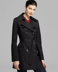 Via Spiga - Trench Scarpa Double Breasted Belted - Lyst