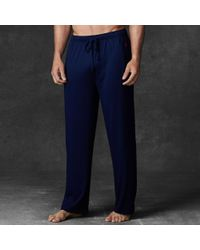 Polo Ralph Lauren Cotton Jersey Sleep Pant - Lyst
