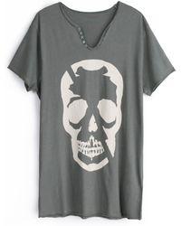 Zadig & Voltaire Man T Shirt Tunisien Monastir Mc Print - Lyst