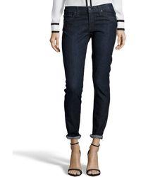 James Jeans Classic Indigo Stretch Denim 'James Skinny' Jeans - Lyst