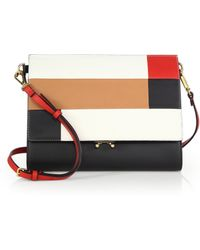 Marni Colorblock Small Crossbody Bag - Lyst