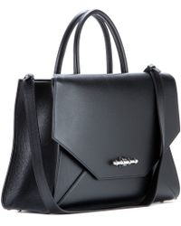 Givenchy - Obsedia Medium Leather Tote - Lyst