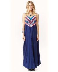 Mara Hoffman Embellished Gown - Lyst
