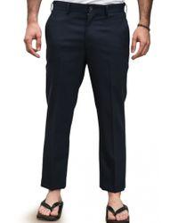 Junya Watanabe | Navy Wool Trousers | Lyst