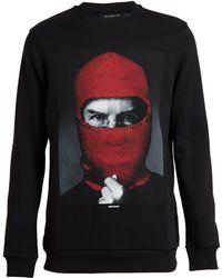 Les Benjamins Steve Jobs Sweatshirt - Black