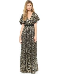 Alice By Temperley Phoenix Maxi Dress  - Lyst