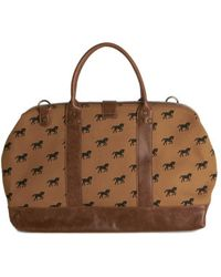 Nila Anthony - The Scenic Commute Weekend Bag In Gallop - Lyst