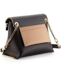 Chloé Clare Small Flap Shoulder Bag - Lyst